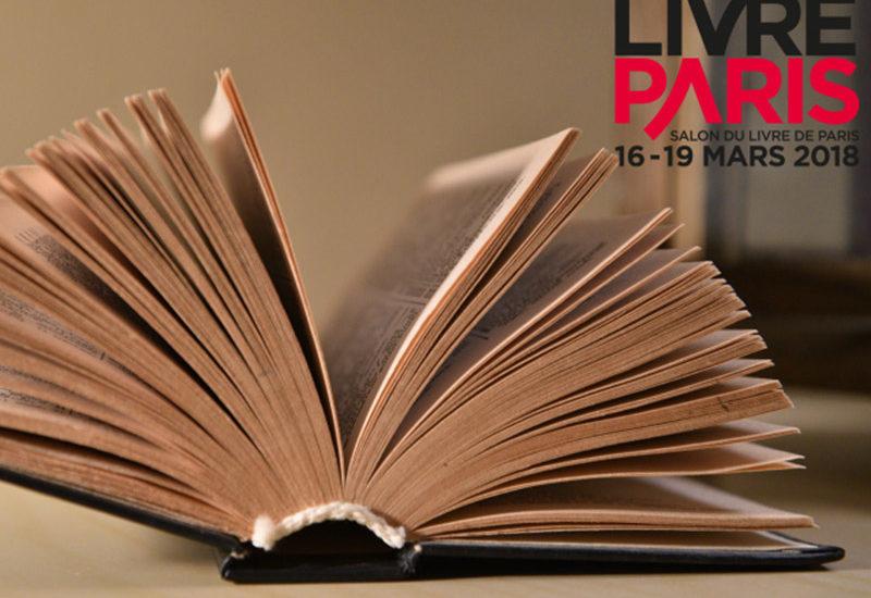 Salon du Livre du 16 au 19 mars, à Paris