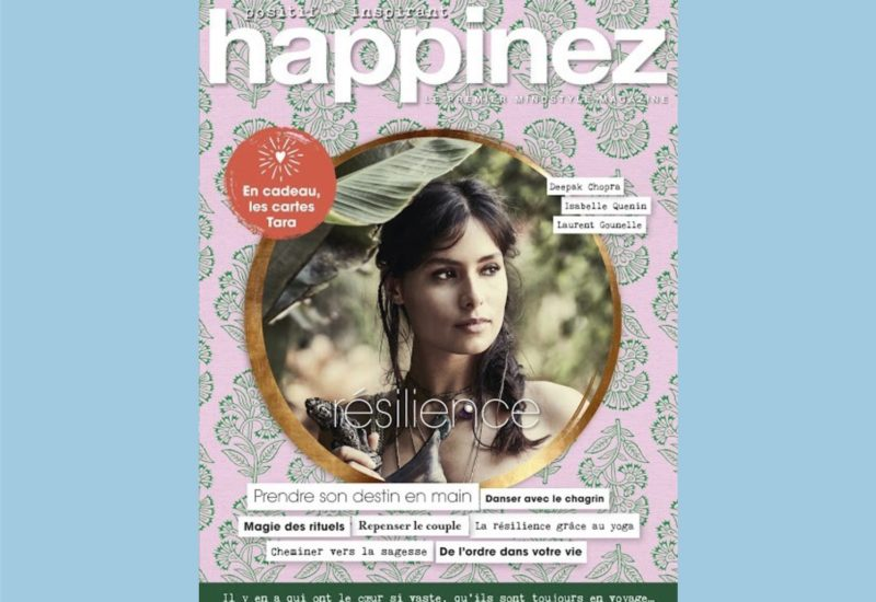 HAPPINEZ MAGAZINE : Molière at home