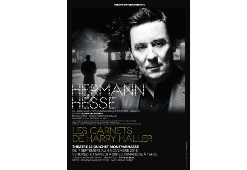 Au théâtre : Les Carnets de Harry Haller